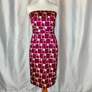 Banana Republic Strapless Dress Size 6